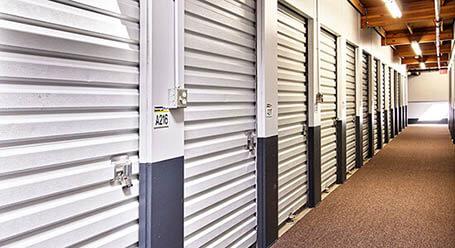 StorageMart on Clayton Road in Concord Interior Units