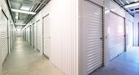 StorageMart on Collins Industrial Boulevard in Athens Self Storage Climate Control Units