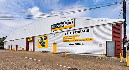 StorageMart on Ditchling Common in Hassocks Self Storage