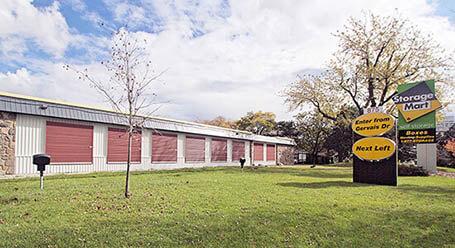 StorageMart on Don Mills Road in North York Self Storage