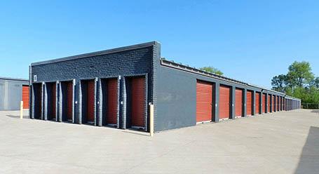 StorageMart en East Florida Street en Springfield unidades de almacenamiento