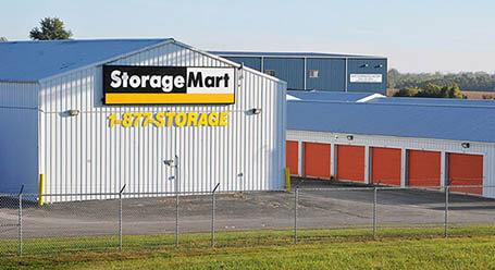 StorageMart en East US Highway 50 en Lees Summit almacenamiento