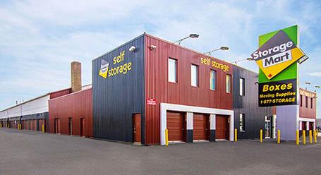 StorageMart on Evans Ave in Etobicoke Self Storage