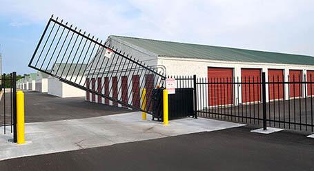 StorageMart on Flanagan Way in Secaucus Gated Access