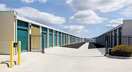 StorageMart en FM-1325 en Austin Acceso privado