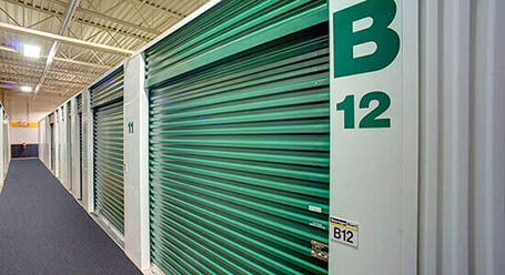 StorageMart on Fort Rd NW in Edmonton Heated Units