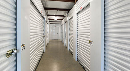 StorageMart on Glenwood St in Overland Park Climate Controlled Units