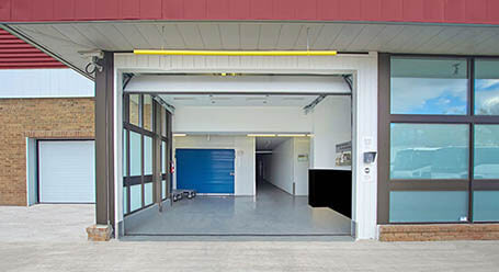StorageMart on Golden Mile in Toronto Loading Bays