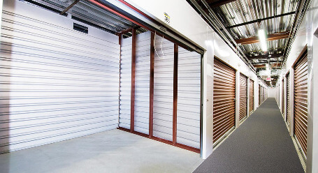 StorageMart on Grand Blvd in Downtown KCMO - climate controlled storage