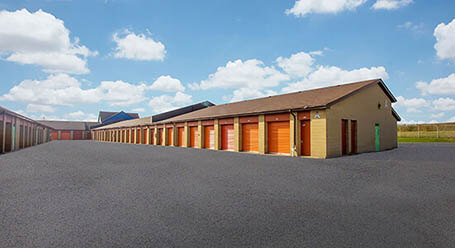StorageMart on Guided Court in Etobicoke Drive-Up Units
