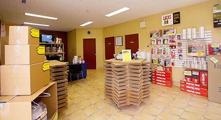 StorageMart on Guided Court in Etobicoke Self Storage Facility