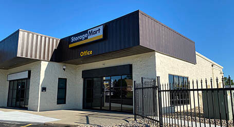 StorageMart on Harrison St in Ralston Self Storage