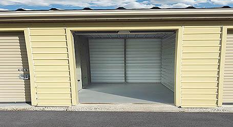 StorageMart on Herchimer Avenue in Belleville Drive Up Units