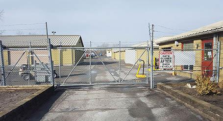 StorageMart on Herchimer Avenue in Belleville Gated Access