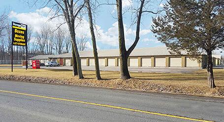 StorageMart on Herchimer Avenue in Belleville Self Storage