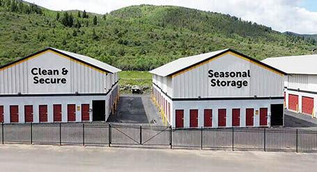 StorageMart on Highway 6 in Eagle Vail Self storage