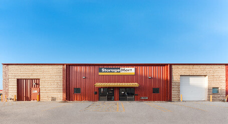 StorageMart on Industrial Rd in Omaha self storage facility