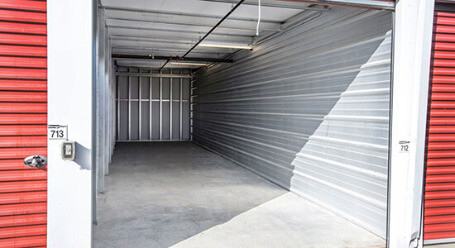 StorageMart on James Ct in Lexington storage facility
