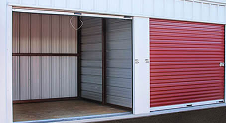 StorageMart en Jefferson Davis Hwy en Spotsylvania unidades de almacenamiento