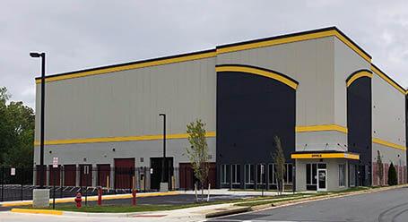 StorageMart en Jefferson Davis Hwy en Spotsylvania Almacenamiento