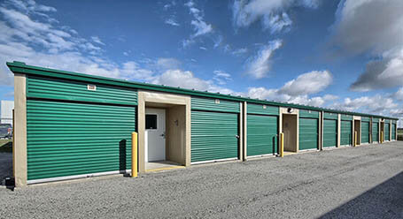 StorageMart on John St N in Alymer, ON Drive-Up Units