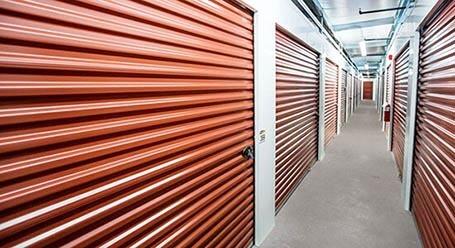 StorageMart on Kingsview Blvd in Airdrie heated storage units