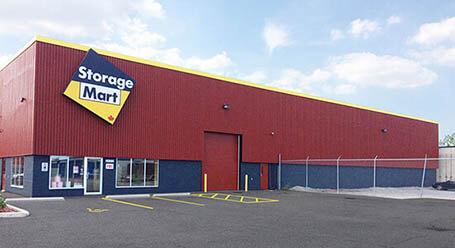 StorageMart on Lauzon Road in Windsor Self Storage