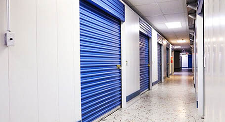 StorageMart on Lee Highway in Fairfax Interior Units