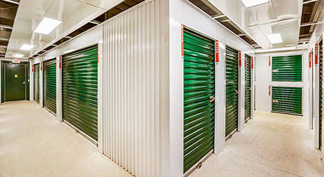 StorageMart on MacDonald Road in Collingwood Climate Controlled Unit