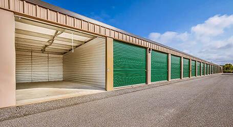 StorageMart on MacDonald Road in Collingwood Drive-Up Units