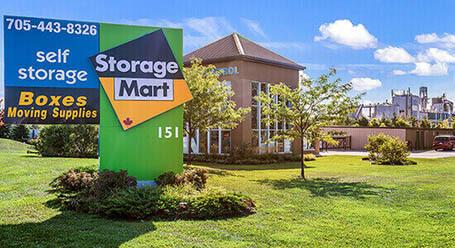 StorageMart on MacDonald Road in Collingwood Self Storage