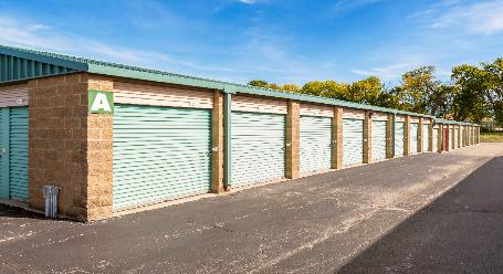 StorageMart on Mahaffie Circle in Olathe Self Storage Units