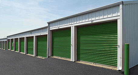 StorageMart on Maxwell Cresecent in Regina Drive-Up Units