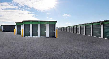 StorageMart on Maxwell Cresecent in Regina Self Storage Units