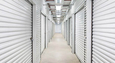 StorageMart on Merle Hay Road in Johnston Climate Control Units