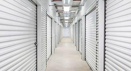 StorageMart en Merle Hay Road en Johnston Control climático