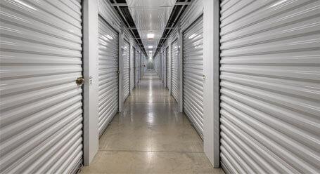 StorageMart en Metcalf en Overland Park almacenamiento Control climático