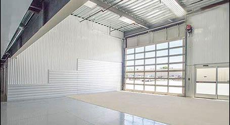 StorageMart on Metcalf in Overland Park Loading Bay