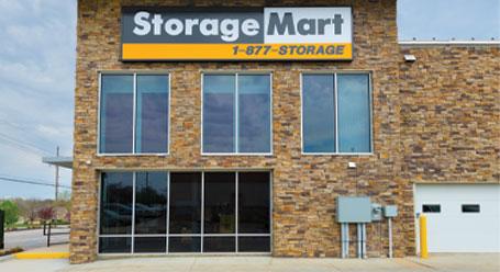StorageMart en Metcalf en Overland Park unidades de almacenamiento