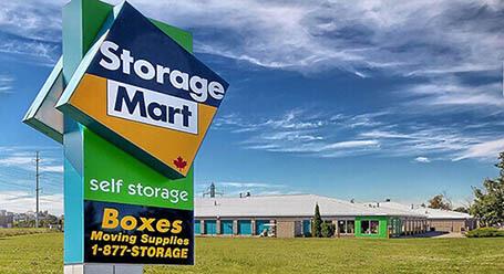 StorageMart on Middlefield Road in Scarborough Self Storage