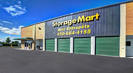 StorageMart on Montee Masson in Laval Self Storage