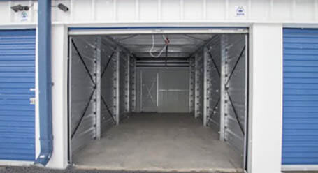 StorageMart on Morrow Rd in Barrie, ON Drive Up Units