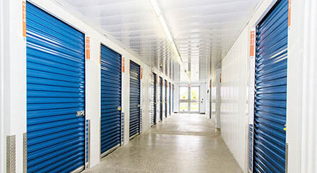 StorageMart on Norseman St in Etobicoke Interior Climate Controlled Units