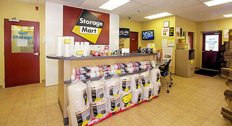 StorageMart on Norseman St in Etobicoke Self Storage units near me