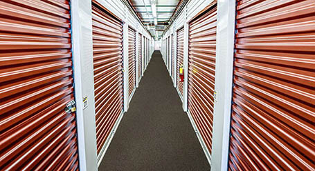 StorageMart on North Eola Road in Aurora Climate Control Units