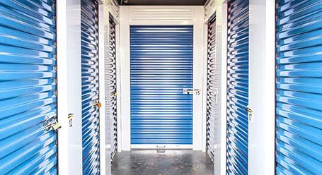 StorageMart en North Main en Kansas City Control climático