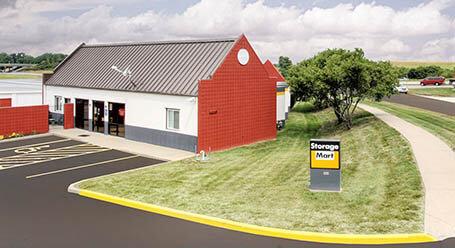 StorageMart on North Main in North Kansas City Self Storage