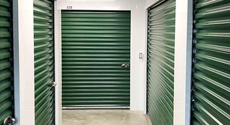 StorageMart en Northeast Jefferson Street en Blue Springs Control climático