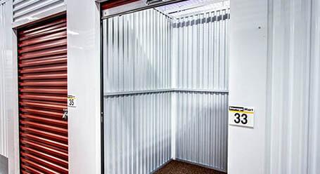 StorageMart on Northwest 7th street in Miami Climate Control Units