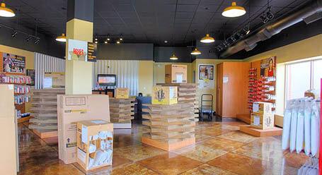 StorageMart on Northwest Prairie View Road in Kansas City Self Storage Facility